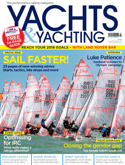 Yachts and Yachting February 09, 2018 00:00