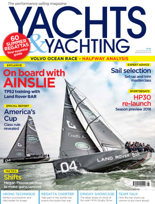 Yachts and Yachting May 2018