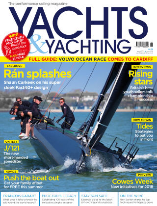 Yachts and Yachting June 2018