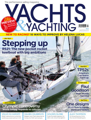 Yachts and Yachting July 2018