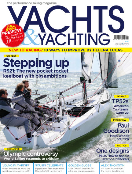 Yachts and Yachting June 08, 2018 00:00