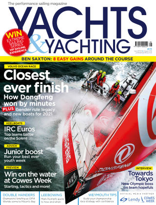 Yachts and Yachting August 2018