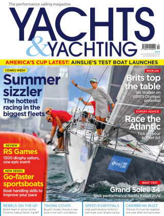 Yachts and Yachting October 2018