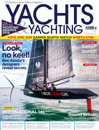 Yachts and Yachting November 2018