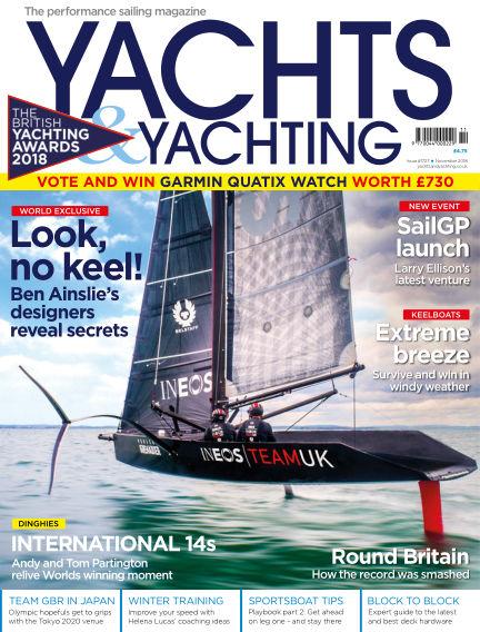 Yachts and Yachting October 12, 2018 00:00