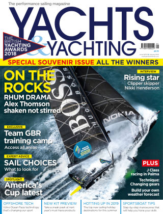 Yachts and Yachting January 2019