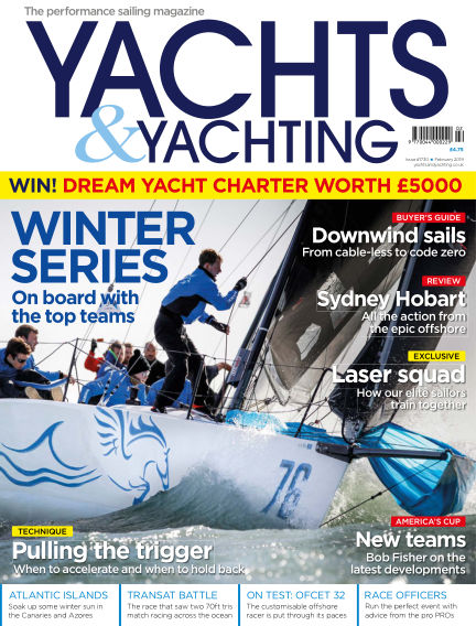 Yachts and Yachting January 11, 2019 00:00