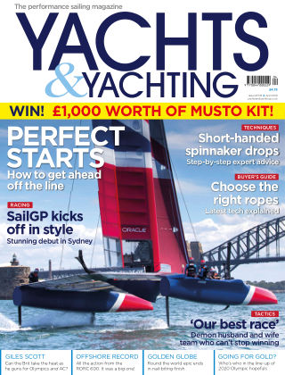 Yachts and Yachting April 2019