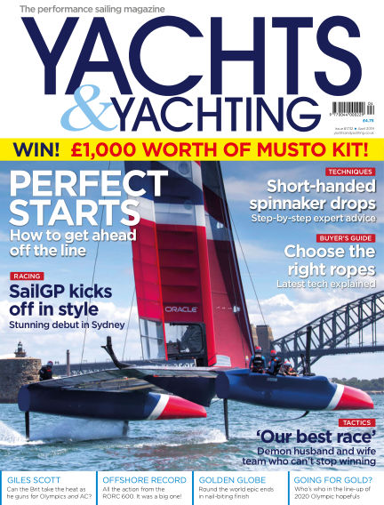 Yachts and Yachting March 08, 2019 00:00