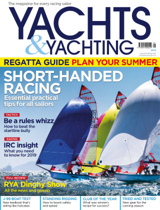 Yachts and Yachting May 2019