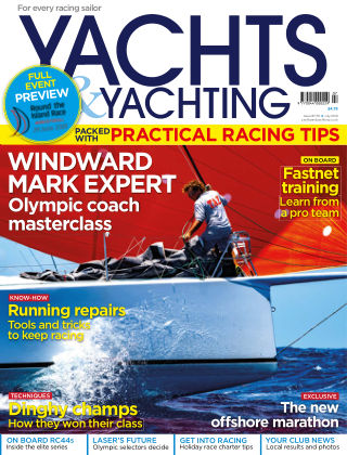 Yachts and Yachting July 2019