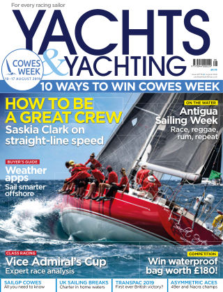 Yachts and Yachting August 2019