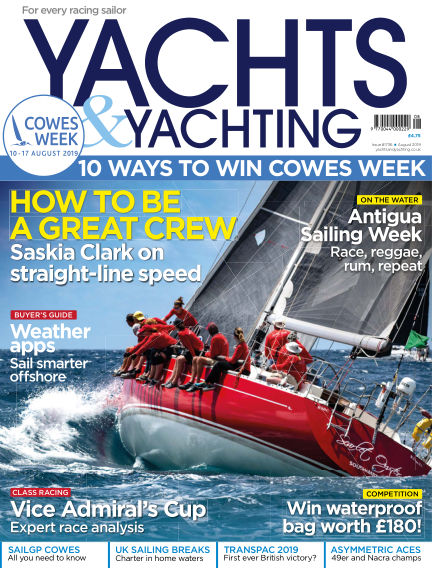 Yachts and Yachting July 12, 2019 00:00