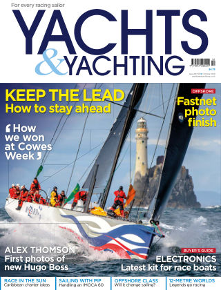 Yachts and Yachting October 2019
