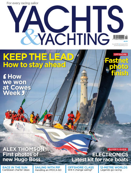 Yachts and Yachting September 13, 2019 00:00