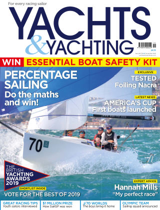 Yachts and Yachting November2019