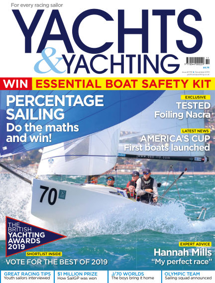 Yachts and Yachting October 11, 2019 00:00