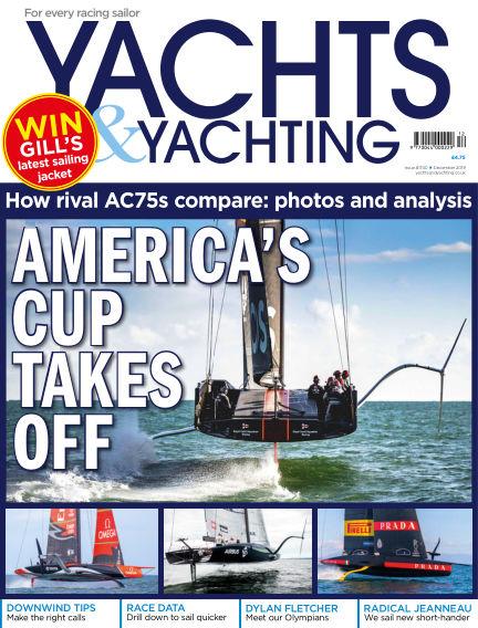 Yachts and Yachting November 08, 2019 00:00