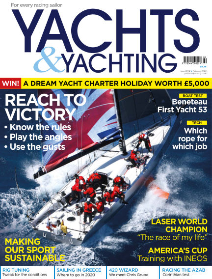 Yachts and Yachting January 10, 2020 00:00