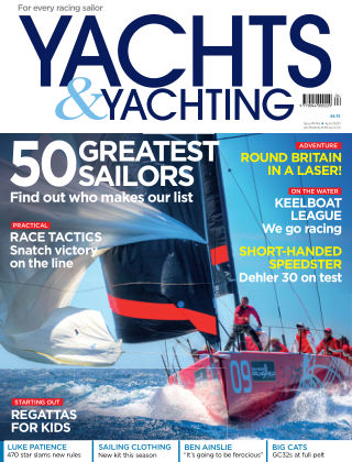 Yachts and Yachting April 2020