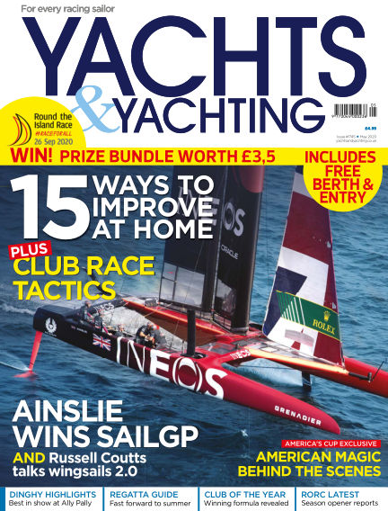 Yachts and Yachting April 09, 2020 00:00