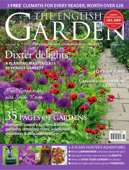 The English Garden May 28, 2014 00:00
