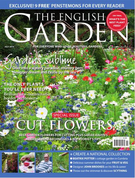 The English Garden June 25, 2014 00:00