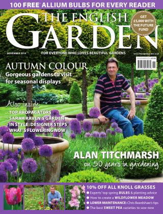 The English Garden November 2014