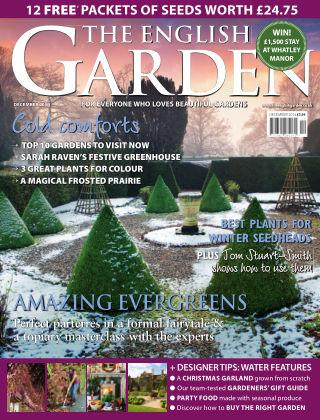 The English Garden December 2014