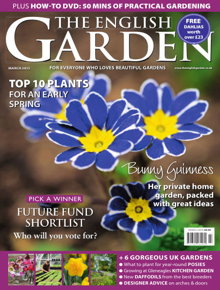 The English Garden February 04, 2015 00:00