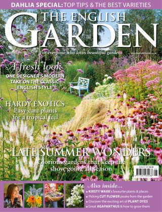 The English Garden August 2015