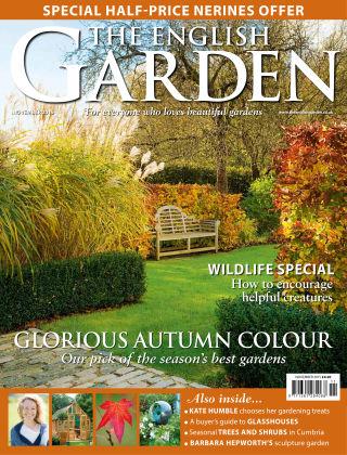 The English Garden November 2015
