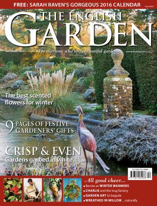 The English Garden December 2015