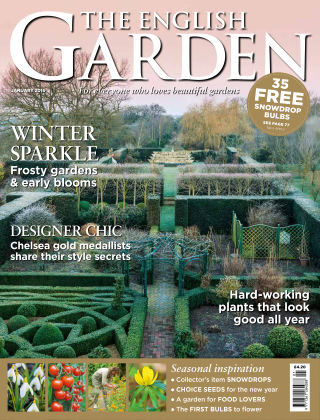 The English Garden January 2016