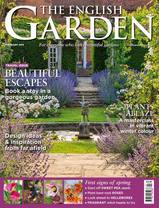 The English Garden February 2016