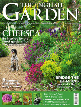 The English Garden June 2016