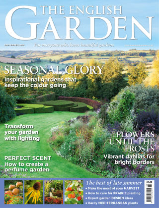 The English Garden September 2016