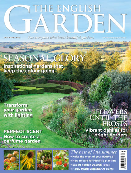 The English Garden August 17, 2016 00:00