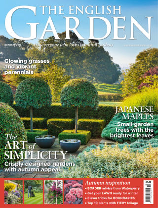 The English Garden October 2016