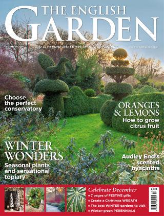 The English Garden December 2016