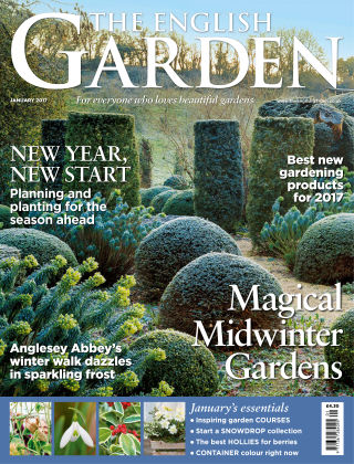 The English Garden January 2017