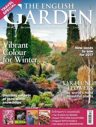 The English Garden February 2017
