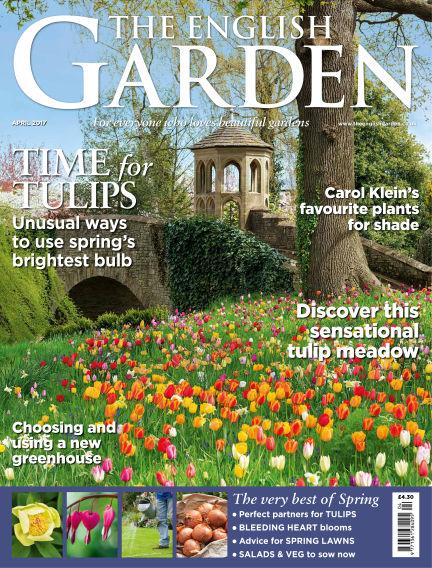 The English Garden March 01, 2017 00:00
