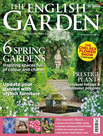 The English Garden April 26, 2017 00:00