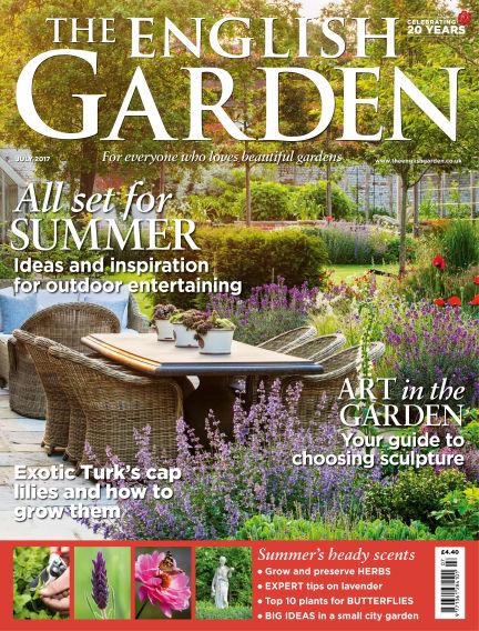 The English Garden June 21, 2017 00:00