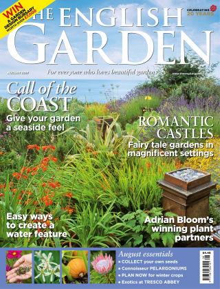 The English Garden August 2017