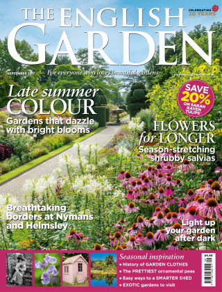 The English Garden September 2017
