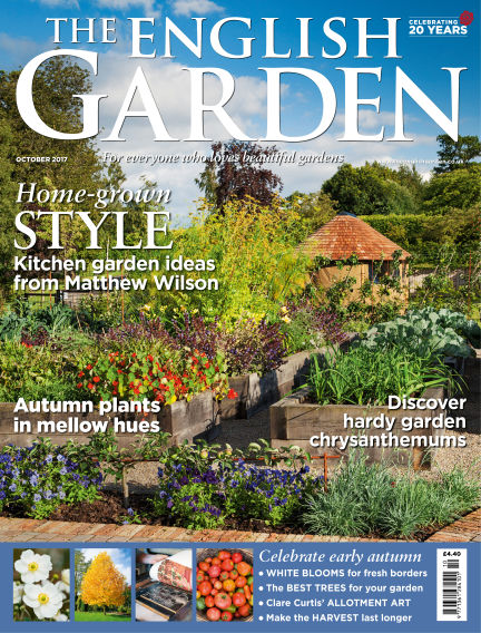 The English Garden September 13, 2017 00:00