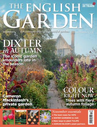 The English Garden November 2017