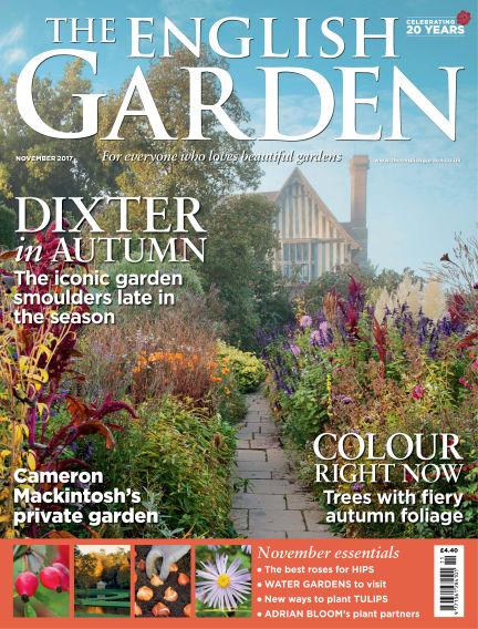 The English Garden October 11, 2017 00:00